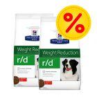 Dubbelpack: 2 eller 3 påsar Hill's Prescription Diet Canine