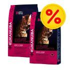 Dubbelpack Eukanuba Cat 2 x 3 kg / 4 kg