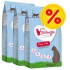 Dubbelpack: Feringa torrfoder 3 x 2 kg