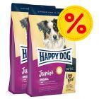 Dubbelpack Happy Dog Supreme Junior