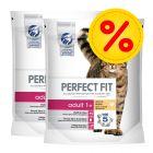 Dubbelpack: Perfect Fit kattfoder till sparpris!