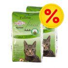 Dubbelpack: Porta 21 Feline Finest Sensible - spannmålsfritt