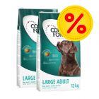 Dubbelpack: 2 påsar Concept for Life Large