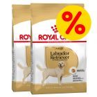 Dubbelpack: 2 påsar Royal Canin Breed