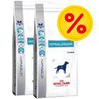 Dubbelpack: 2 påsar Royal Canin Vet Diet hundfoder till lågt pris!