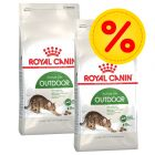 Dubbelpack Royal Canin Outdoor 30