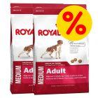 Dubbelpack Royal Canin Size Medium