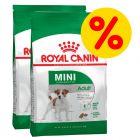 Dubbelpack Royal Canin Size Mini