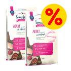 Dubbelpack: Sanabelle torrfoder 2 x 10 kg