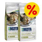 Dubbelpack: 2 x 10 kg Bozita Feline kattfoder till lågpris!