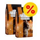 Dubbelpack: 4 x 2 kg Wild Freedom torrfoder