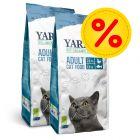 Dubbelpack: Yarrah Organic med fisk
