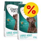 Dubbelpak Concept for Life 2 x grootverpakking Hondenvoer