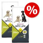 Dubbelpak: Opti Life Hondenvoer