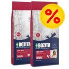 Dubbelpåsar: 2 stora påsar Bozita till lågpris!