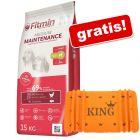 Duże opakowanie Fitmin + KING Kocyk Kingsday, pomarańczowy gratis!
