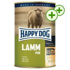 Dupla zooPont: Happy Dog Pur 6 x 400 g