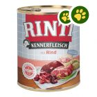 Dupla zooPont: RINTI ínyenceknek gazdaságos csomag 24 x 800 g