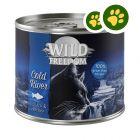 Dupla zooPont: Wild Freedom Adult vegyes próbacsomag 6 x 200 g