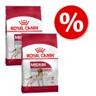 Dwupak Royal Canin Medium
