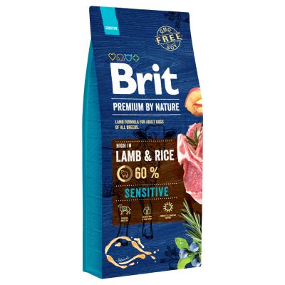 Dwupak Brit Premium by Nature
