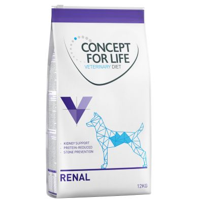 Dwupak Concept for Life Veterinary Diet dla psa, 2 x 12 kg