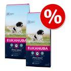 Dwupak Eukanuba Small & Medium Breed