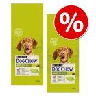 Dwupak Purina Dog Chow, 2 x 14 kg
