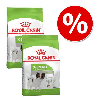 Dwupak Royal Canin X-Small