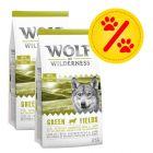 Dwupak Wolf of Wilderness, 2 x 12 kg