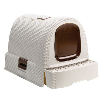 Eco-Friendly Curver Cat Litter Tray