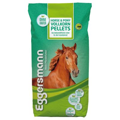 Eggersmann Horse & Pony Vollkorn Pellets 10mm