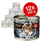 Ekonomično pakiranje O´Canis for Cats 12 x 200 g