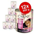 Ekonomično pakiranje Animonda Carny Adult 12 x 800 g