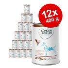 Ekonomično pakiranje Concept for Life Veterinary Diet 12 x 400 g
