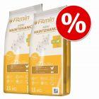 Ekonomično pakiranje Fitmin Maintenance & Performance 2 x 15 kg