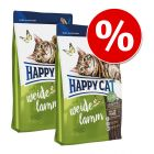 Ekonomično pakiranje Happy Cat 2 x 10 kg