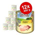 Ekonomično pakiranje MAC´s Cat hrane za mačke 12 x 400 g