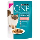 Ekonomično pakiranje Purina One Sterilised 12/24 x 85 g