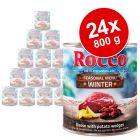 Ekonomično pakiranje Rocco zimski meni 24 x 800 g