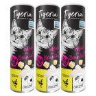 Ekonomično pakiranje Tigeria Freeze Dried Snack 3 x 25 g