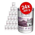 Ekonomično pakiranje: Wolf of Wilderness 24 x 400 g