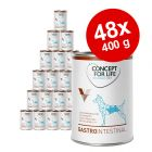 Ekonomipack: Concept for Life Veterinary Diet 48 x 400 g
