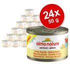 Ekonomipack: Almo Nature Classic Light 24 x 50 g