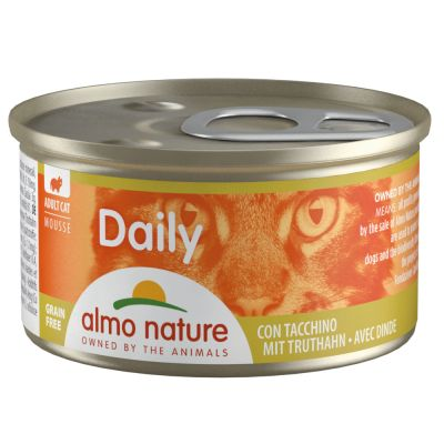 Ekonomipack: Almo Nature Daily Menu 24 x 85 g