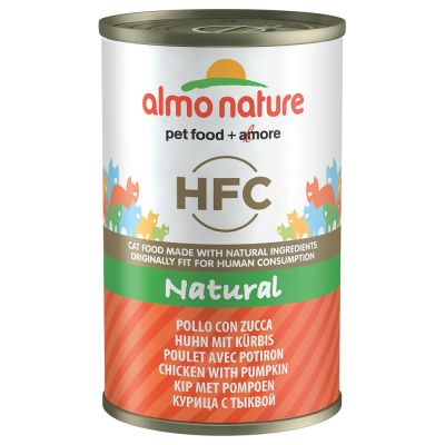 Ekonomipack: Almo Nature HFC 24 x 140 g
