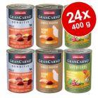 Ekonomipack: Animonda GranCarno Adult Single Protein Mix 24 x 400 g