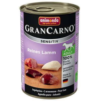 Ekonomipack: Animonda GranCarno Sensitive 24 x 400 g