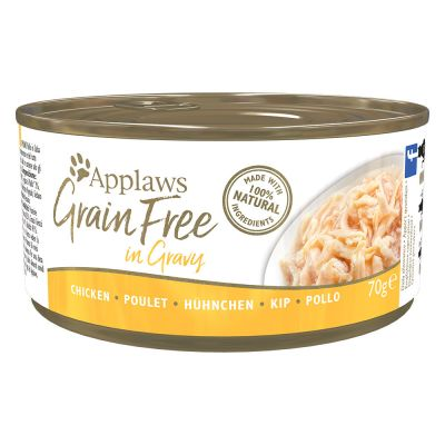 Ekonomipack: Applaws Grainfree in Gravy 24 x 70 g