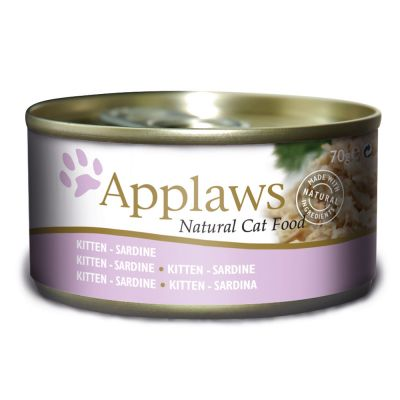 Ekonomipack: Applaws Kitten kattmat 24 x 70 g